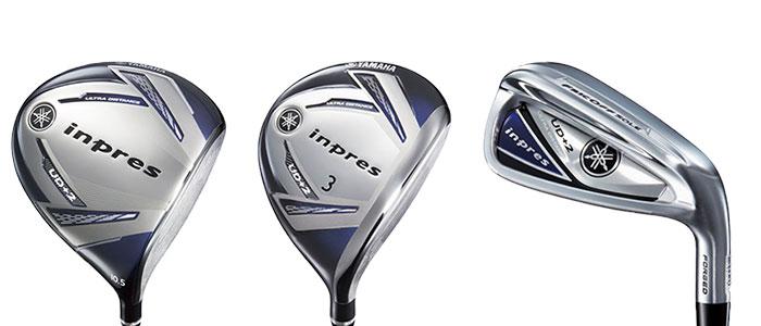 ヤマハ インプレスUD+2のゴルフクラブの買取相場と高く売る方法をご紹介します